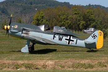 ZK-FWI - Private W.A.R. Fw.190