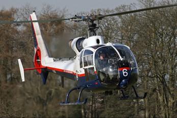 XZ936 - UK - QinetiQ Westland Gazelle HT.3