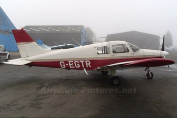 G-EGTR - Private Piper PA-28 Cadet