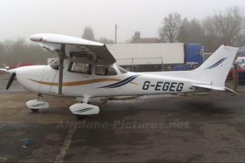 G-EGEG - Private Cessna 172 Skyhawk (all models except RG)