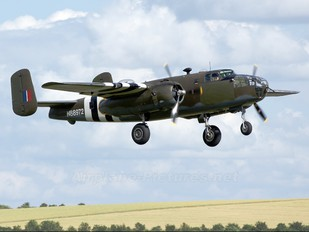 N88972 - Private North American B-25D Mitchell