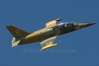 ZK-VLK - Private Aero L-39C Albatros