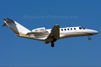 HB-VWB - Private Cessna 525B Citation CJ3