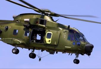 M-512 - Denmark - Air Force Agusta Westland AW101 512 Merlin (Denmark)