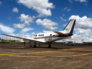 PT-IGD - Private Beechcraft 90 King Air