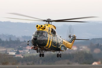 EC-JYF - Helisureste Sud Aviation SA-330 Puma