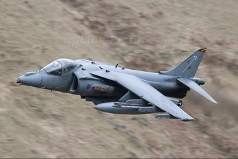 ZG480 - Royal Air Force British Aerospace Harrier GR.9