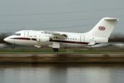 ZE700 - Royal Air Force British Aerospace BAe 146 CC.2 aircraft