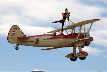 OE-AWW - Wing Walkers Boeing Stearman, Kaydet (all models)