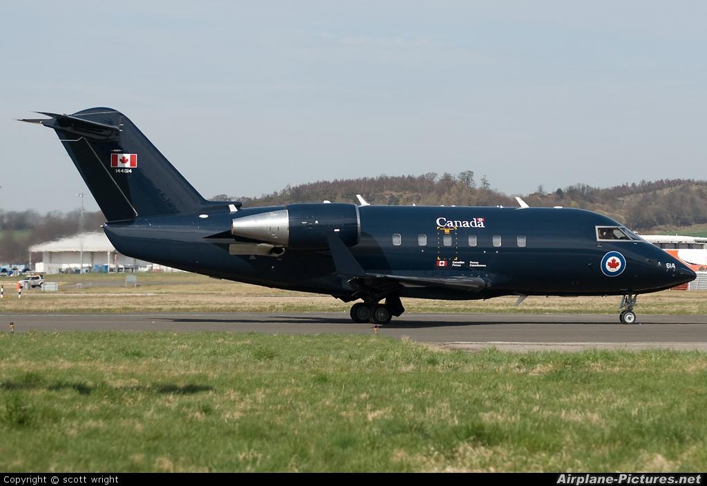Canada - Air Force 144614 aircraft at Edinburgh