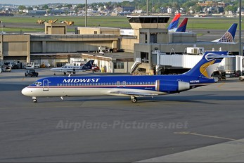 N917ME - Midwest Airlines Boeing 717