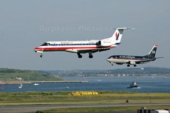 N729AE - American Eagle Embraer ERJ-135