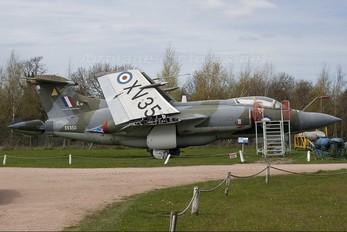XV350 - Royal Air Force Blackburn Buccaneer S.2B