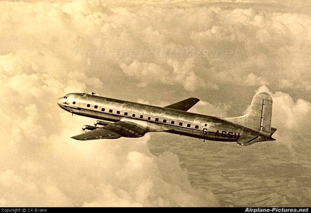 Avro G-AGSU aircraft at Undisclosed Location