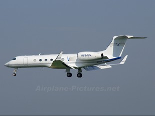 N680GA - Private Gulfstream Aerospace G-V, G-V-SP, G500, G550