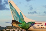 9Y-KIN - Caribbean Airlines  Boeing 737-800 aircraft