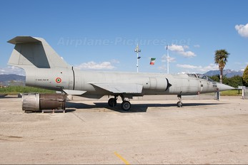 MM6914 - Italy - Air Force Lockheed F-104S ASA Starfighter
