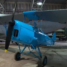 G-AOEL - Private de Havilland DH. 82 Tiger Moth
