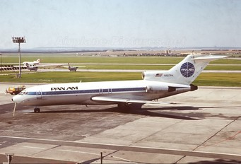 N327PA - Pan Am Boeing 727-100