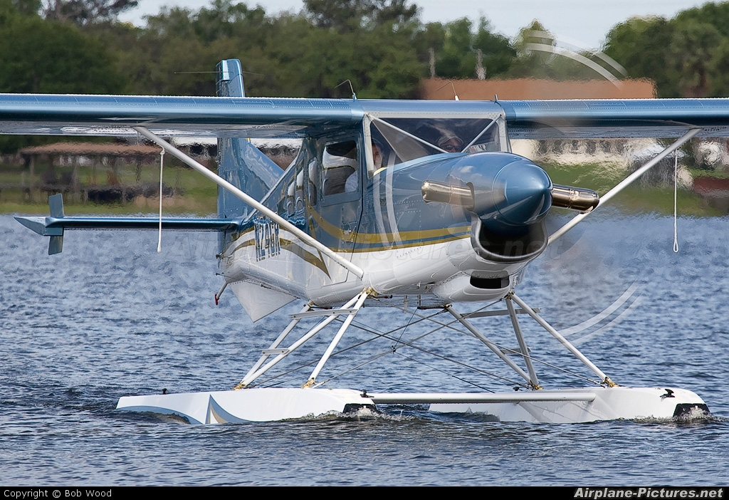 Private N24GR aircraft at Off Airport - Florida