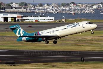 N934AT - AirTran Boeing 717
