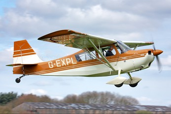 G-EXPL - Private Bellanca 7GCBC Citabria Explorer