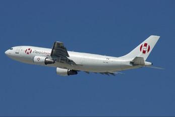 XA-TUE - Aero Union Airbus A300F