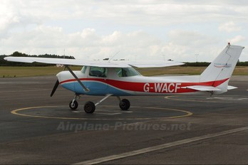 G-WACF - Wycombe Air Centre Cessna 152