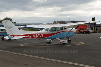 G-WACY - Wycombe Air Centre Cessna 172 Skyhawk (all models except RG)