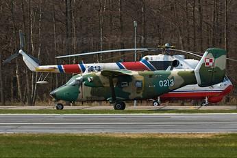 0213 - Poland - Air Force PZL M-28 Bryza