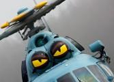 5528 - Poland - Navy Mil Mi-8MTV-1 aircraft