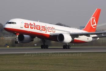 TC-ETE - Atlasjet Boeing 757-200