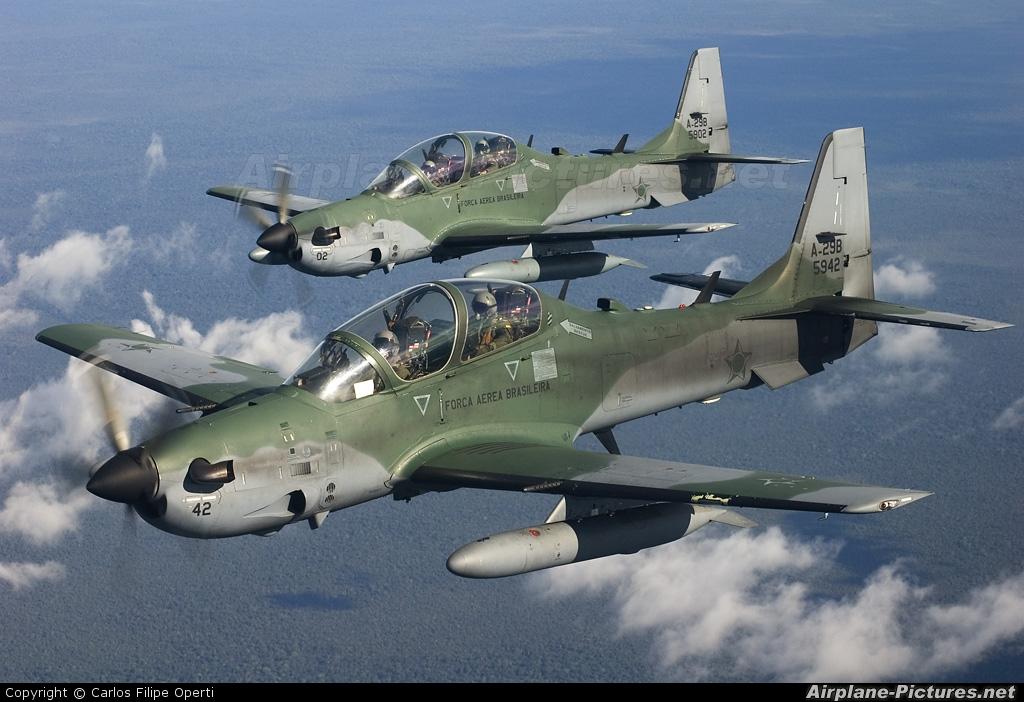 Brazil - Air Force 5942 aircraft at In Flight - Brazil