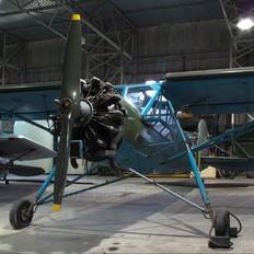 G-BIRW - Private Morane Saulnier MS.505 Criquet (Fi-156)