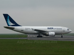 CS-TGU - SATA International Airbus A310