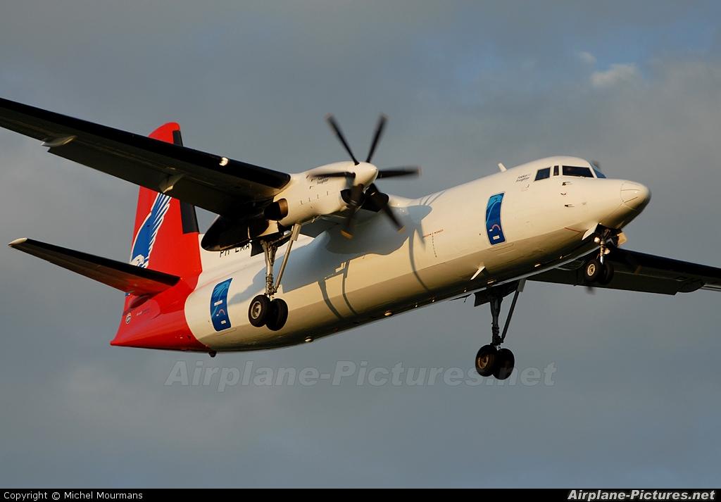 AmaPola Flyg PH-LMA aircraft at Maastricht - Aachen