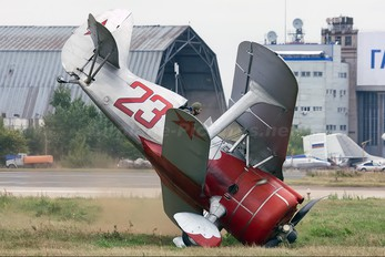 RA-0281G - Private Polikarpov I-15bis
