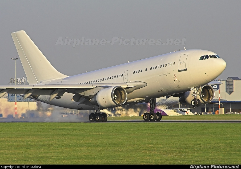 CSA - Czech Airlines OK-YAD aircraft at Prague - Václav Havel