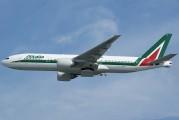 I-DISE - Alitalia Boeing 777-200ER aircraft