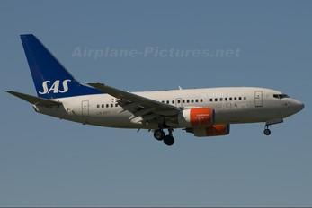 LN-RPY - SAS - Scandinavian Airlines Boeing 737-600