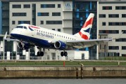 G-LCYD - British Airways - City Flyer Embraer ERJ-170 (170-100) aircraft