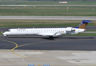 D-ACNL - Eurowings Canadair CL-600 CRJ-900