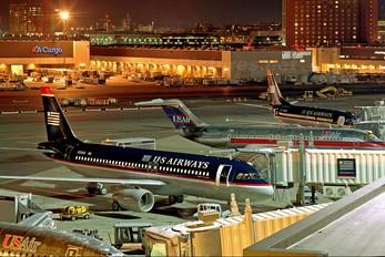 N120US - US Airways Airbus A320