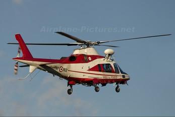 DFVC - Italy - Vigili del Fuoco Agusta / Agusta-Bell A 109E Power
