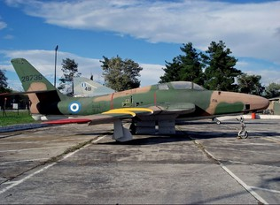 28736 - Greece - Hellenic Air Force Republic RF-84F Thunderflash