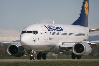 D-ABIE - Lufthansa Boeing 737-500