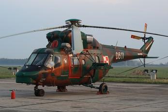 0611 - Poland - Army PZL W-3 Sokół