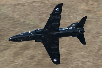 XX167 - Royal Air Force British Aerospace Hawk T.1W
