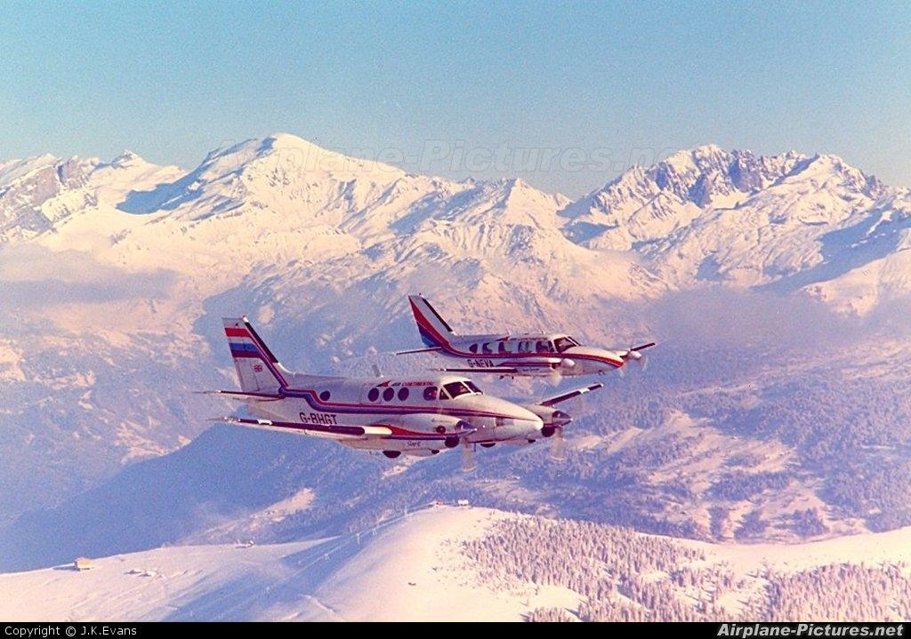 Air Continental G-BHGT aircraft at In Flight - Switzerland