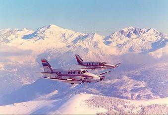 G-BHGT - Air Continental Beechcraft 90 King Air